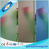 Big wholesale 8mm frosted tempered glass panels with different colors