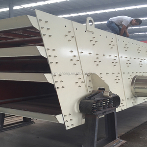 Rock vibrating sieve, grizzly vibrating screen, gravel mining vibrating screen