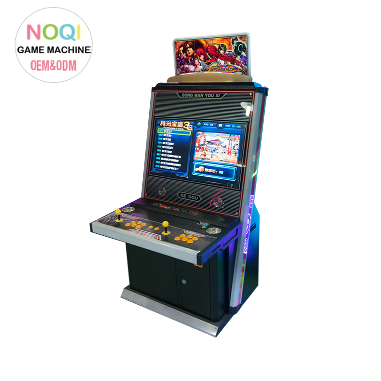 Alibaba Best Seller Sale 80s All In One Arcade Cabinet Fighting Video Game