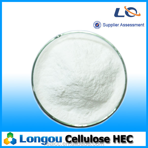 Water soluble HEC polymer cellulose thickening Agent