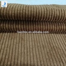 6 wale cotton corduroy fabric from corduroy factory for sofa/ home textiles/ pillow