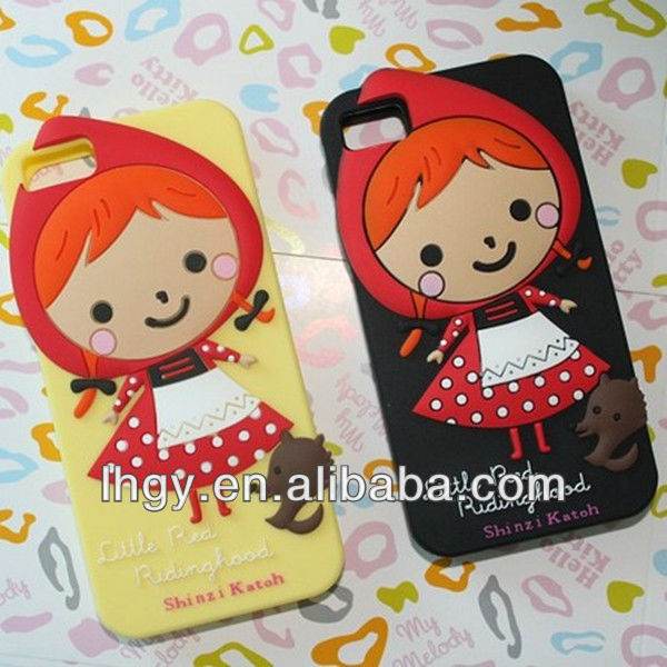 Famouse story character 3D design korean cell phone cases(LH-1998