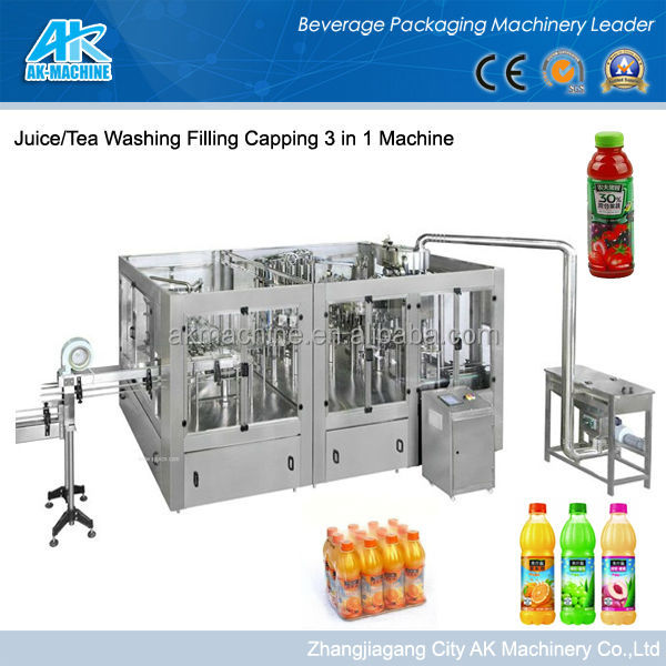 Minute Maid Filling and Packaging Machine/Production Line