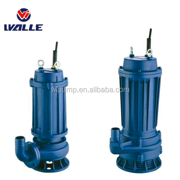"8"" Submersible Water WQ Series Centrifugal Swage Pump"
