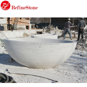 White Marble bathtubs manufacturers white surround for 2 people,Marble Bathtub Deck