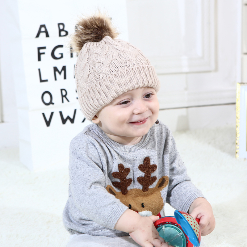 4c307ddd6a84 Venta al por mayor gorro para bebe tejido a crochet-Compre online ...