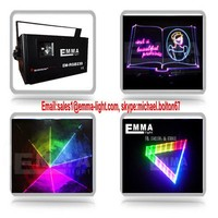 1000mw ilda dmx sd card programmable disco lighting party light 1w rgb laser price