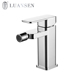 Single leve brass bathtub mixer tap contemporary delta faucet