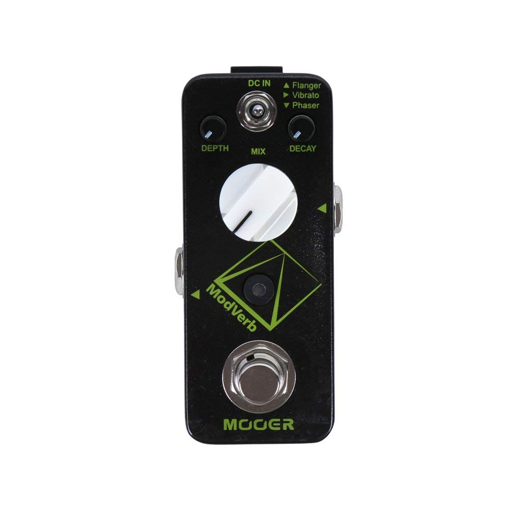 MOOER ModVerb Modulation Reverb Pedal