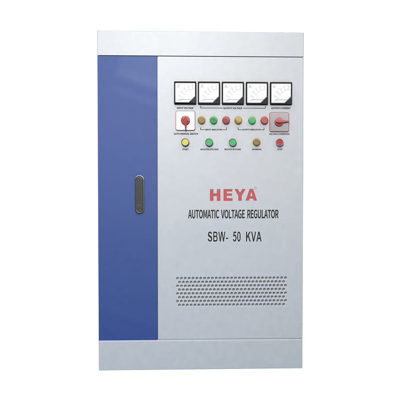 SBW 50 KVA Analog Voltage Regulator AVR Stabilizer