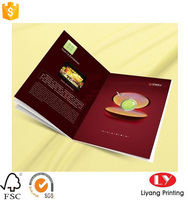 wholesale high quality fashionable Perfect Binding Softcover full colors printing book