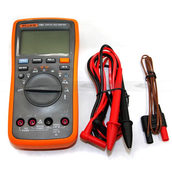multimeter 17B digital dc voltmeter