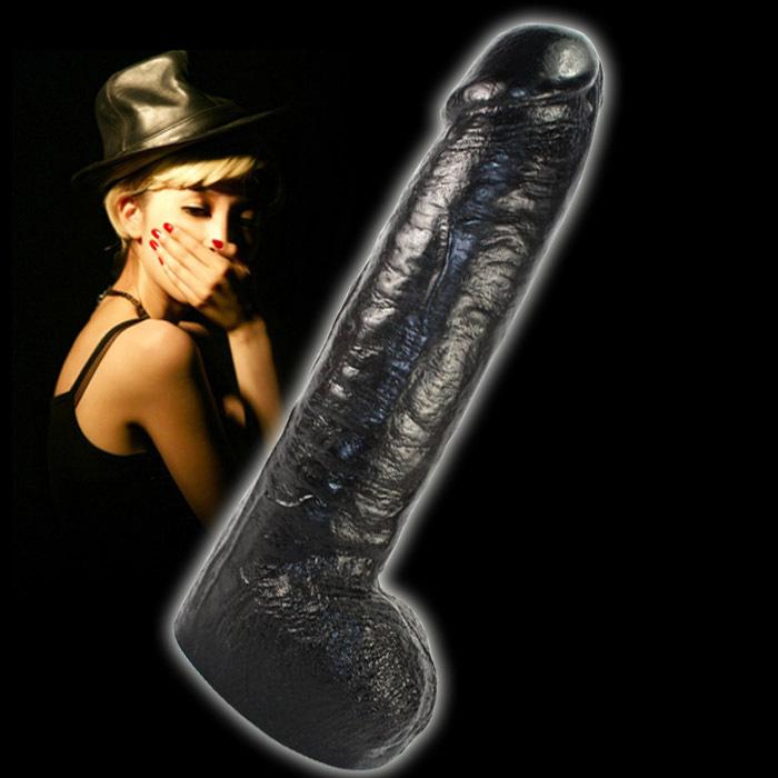 Gay Dildo Masturbation Black 47