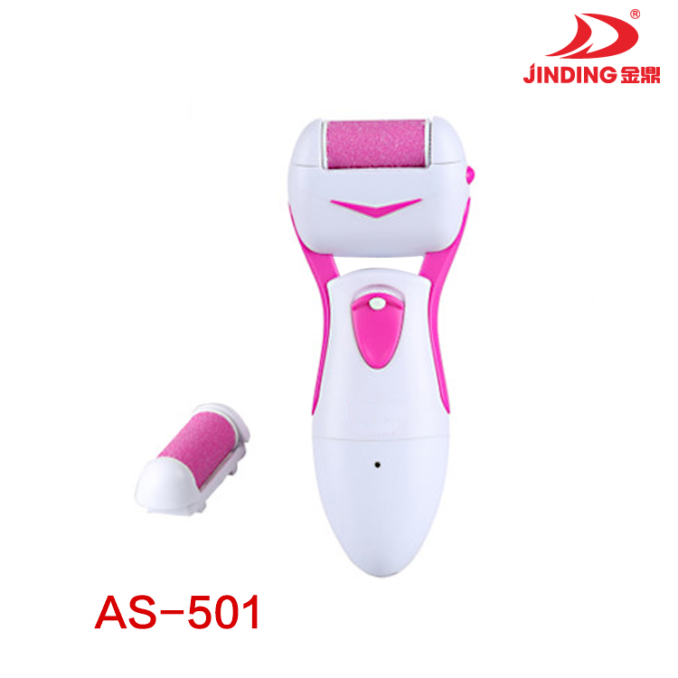 electric pedicure tools FOOT CARE callus remover PINK/BLUE/GREY
