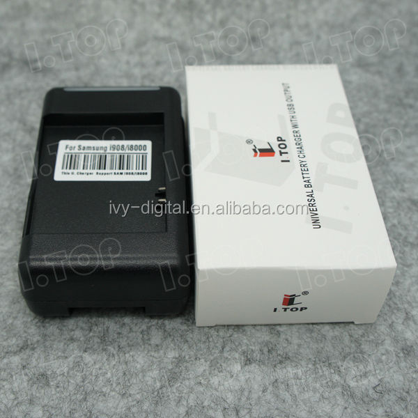 HOT Sale! HOT Sale! Battery Dock Charger For LG Samsung i908 i8000 , made in China