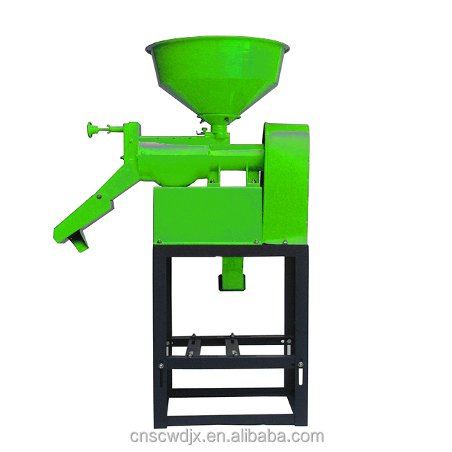 DONGYA X4026 Mini rice milling equipment alibaba golden supplier