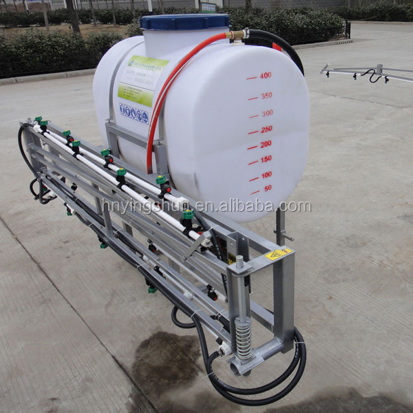 2014 CE 3 point linkage mounted agriculture boom sprayer/ agriculture tractor mounted fog spray nozzle