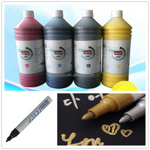 Hot Selling Permanent Colorful Paint Marker Ink with multiple colors