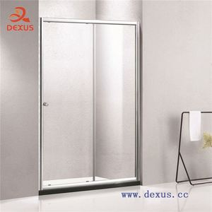 Tempered Glass Design Whirlpool Acrylic Enclosure Corner Steam Door Combo Bath Bathroom Shower Room