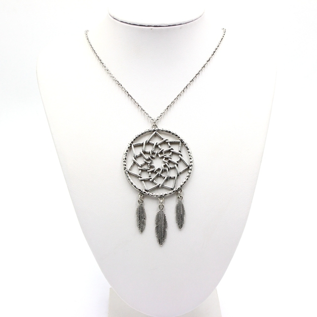 Buy cheap china antique jewelry necklace products find china wholesale trendy jewelry high quality antique dreamcatcher necklace aloadofball Gallery
