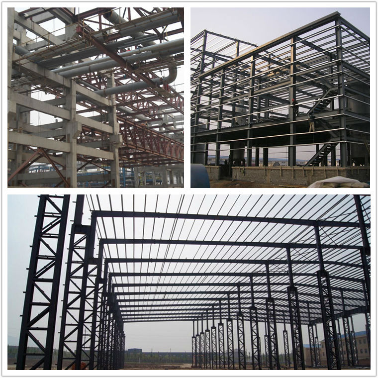steel structure warehouse structural plastic steel z beam