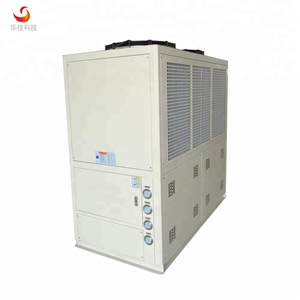 box style condensing unit for cold room