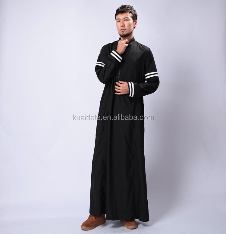 2016 Top Quality New Model Arab Thobe Men Thobe Designs Islamic ...