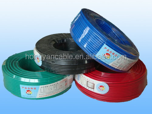 PVC Insulated Electric Cable H07V-F chinese manufacturing companies