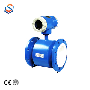 farm using pipe water Electromagnetic flow meter irrigation Water flow measuring instrument