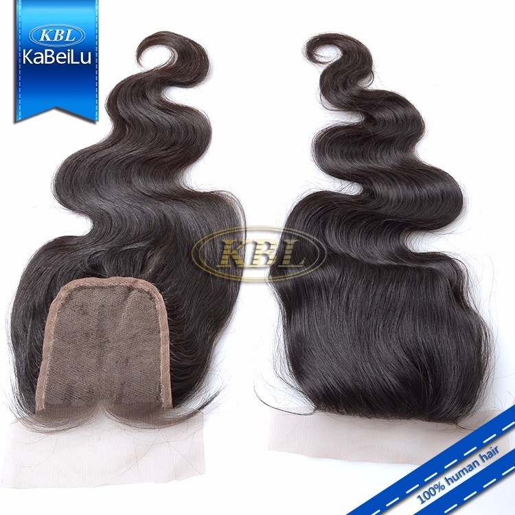 KBL- Perfectlady dyeable light brown lace closure