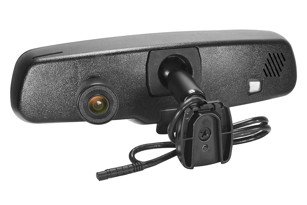 Oem Car Dash Cam Rear View Mirror Gps Bluetooth Camera