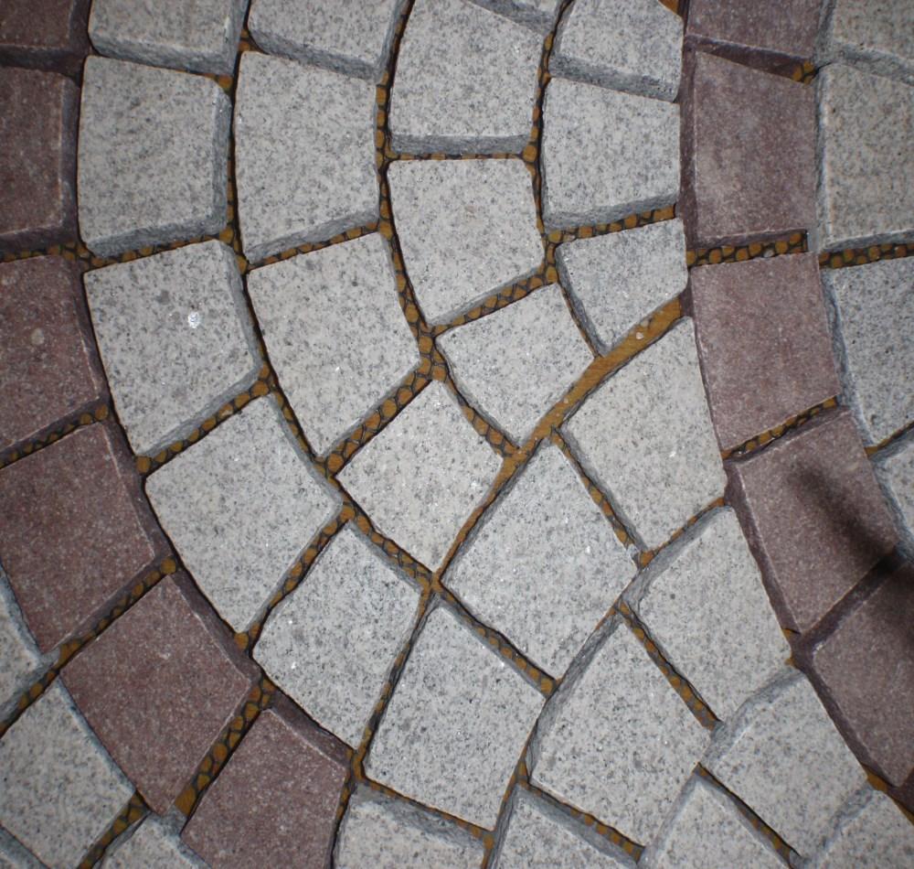 china granit pflastersteine günstigen preis einfahrt pflasterstein