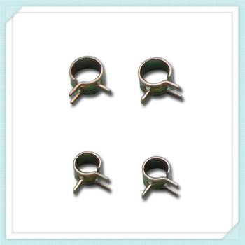 Spring Clips Fasteners Quick Release Pipe Clamps Wire Formed Spring ...