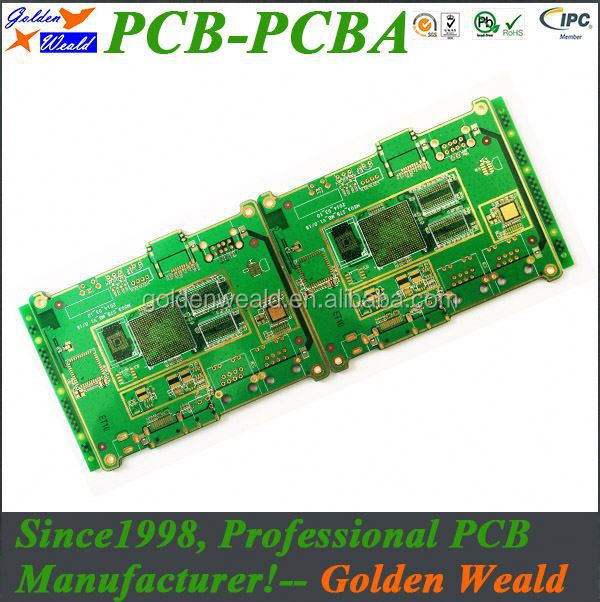 high-performance white solder mask pcb professional fr4 94v0 pcb