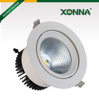 High quality 7Watt Led Recessed Down Light CE ROSH approve Warranty 2 Years Led Ceiling Down Light