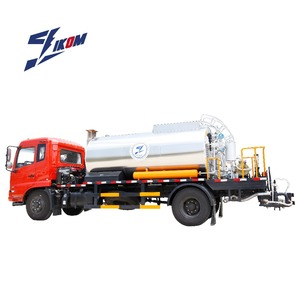 Cold bitumen emulsion pavers and sprayers sprayer spray unit operations bar for sale