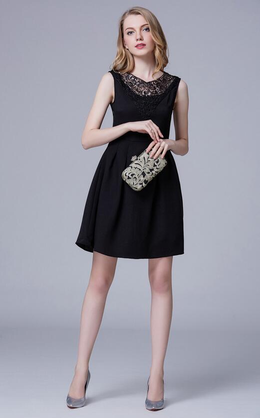 Коктейльное платье даме