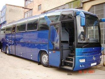 Mercedes 303 To 403 Bus Coach