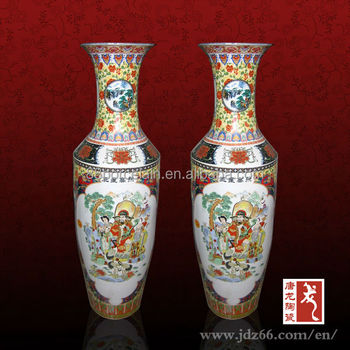Tall Chinese Antique Large Ceramic Floor Vases Buy Large Ceramic