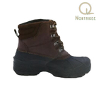 Custom High Quality Snow Shoes Waterproof Duck Bean Winter Boots For Men