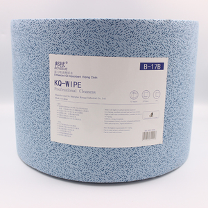 100% polypropylene industrial wipes oil absorbent wipe cloth