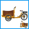 250W Family Electric 7 Gears Cargo Tricycle Reverse Bike for Sale