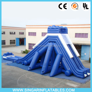 High quality Wild rapids water slides from china water slide manufacturer