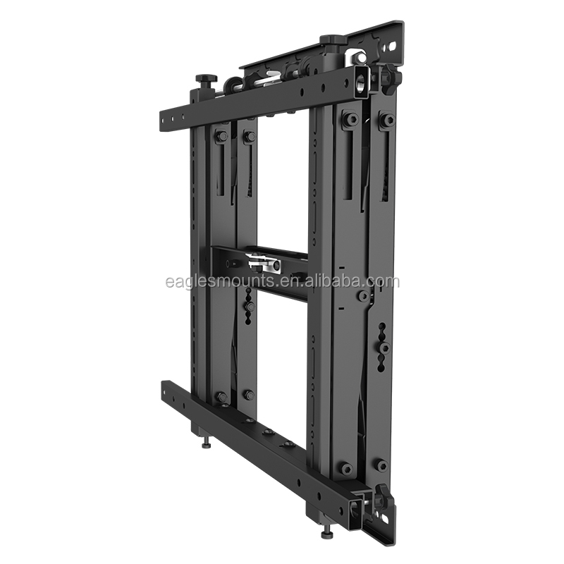 Full Service Strong Magnetic TV Mount With Push Out Arms
