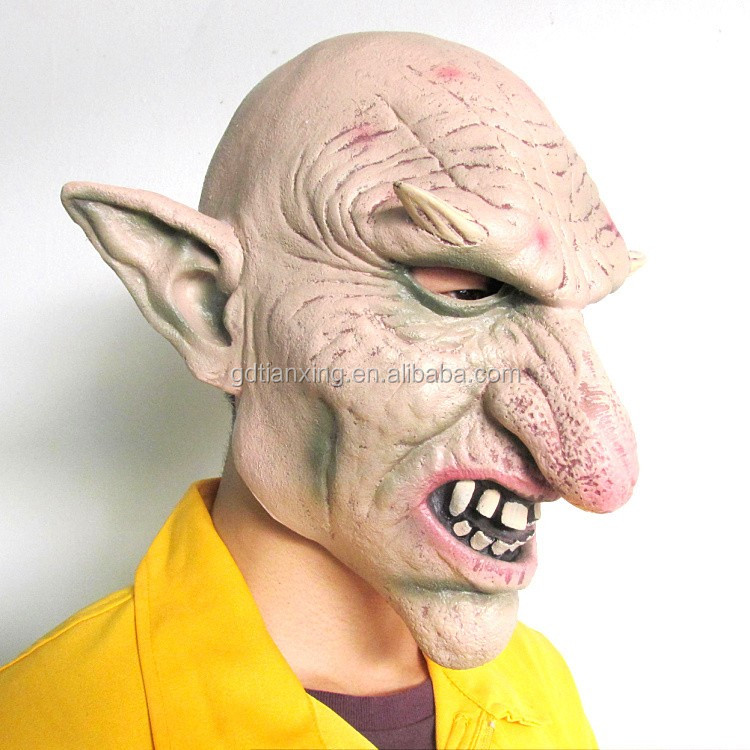 High Quality Attractive Party Rubber Full Head Mask Homicidomania Latex Mask