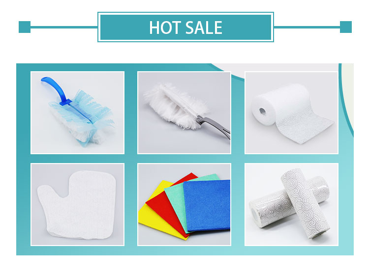 Einweg Haushalt Reinigung Produkte Aus Arten von Vlies Reinigung Tuch