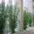 Decorative House Artificial Bamboo Leaves Fence, Artificial Bamboo Decoration