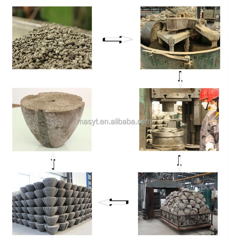 Sand And Slag Separator : Iso slag dart for separating from molten metal