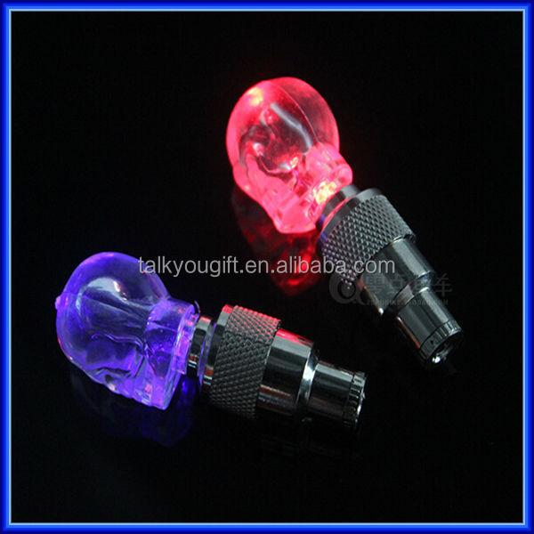 Hot Sell New Design Custom Led Valve Cap Bicycle Wheel Light/led ...