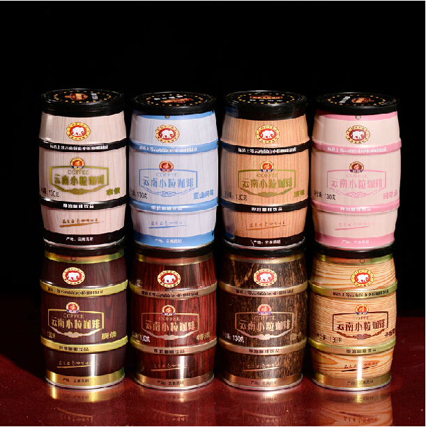 3ea13681524 128g Promotion 8 Flavor Green Coffee 3 In 1 Coffee Instant Coffee Slimming  8 Kinds Flavor